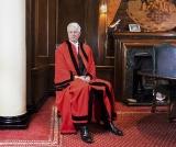 Sir Michael Birt, Bailiff of Jersey